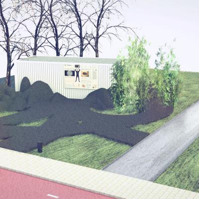 Arne Hendriks impressie snelweg